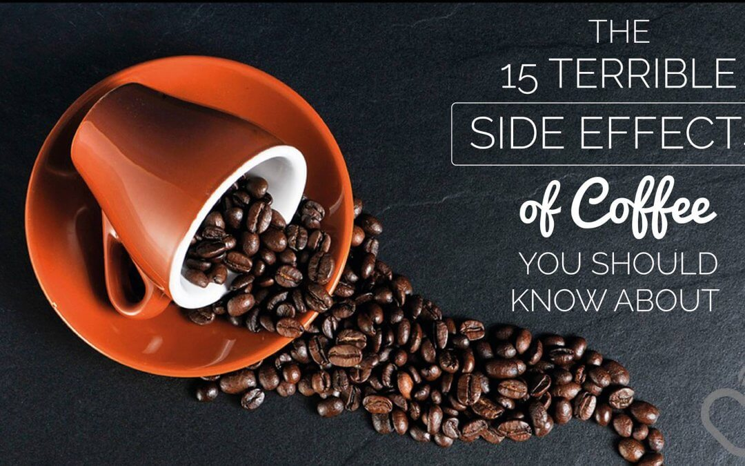 Coffee Drinker? You? What About the Side Effects?!