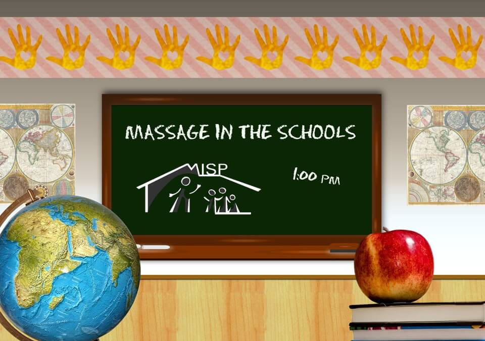 Massage In The Schools Program