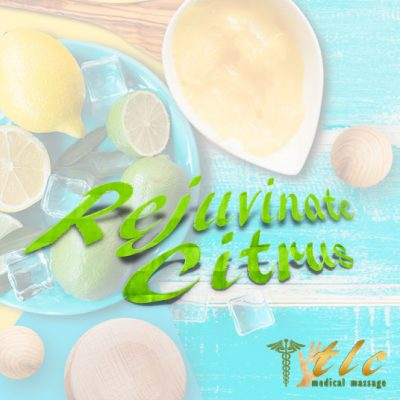 Rejuvinate Citrus and Shea Butter