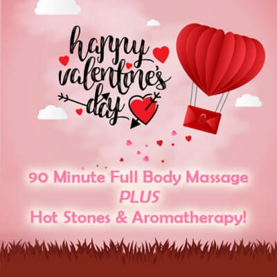 90 Minute Hot Stones & Aromatherapy Fort Collins Massage
