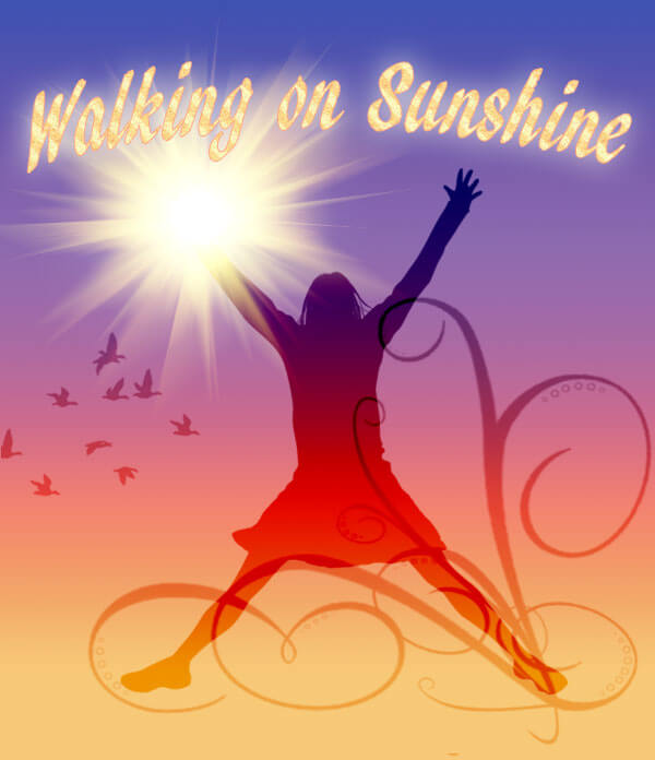 Walking on Sunshine Summer Foot Massage Special
